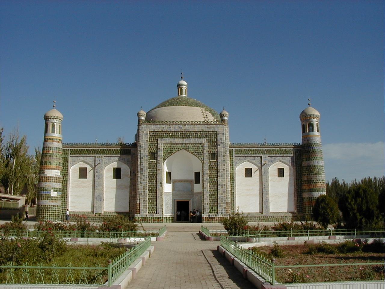 Abakh Khoja mazaar