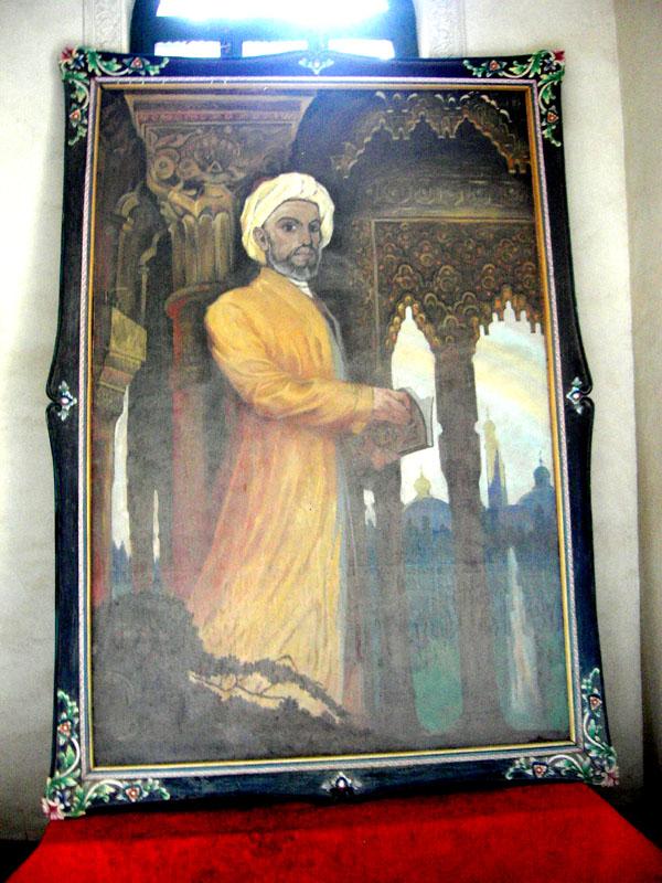 ユスフ・ハス・ハジブ肖像